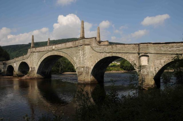 Wade's Bridge, by Robert Adam, Aberfeldy, Perthshire